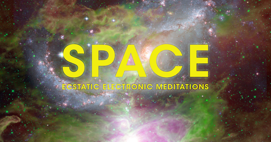Space - Ecstatic Electronic Meditations Cd